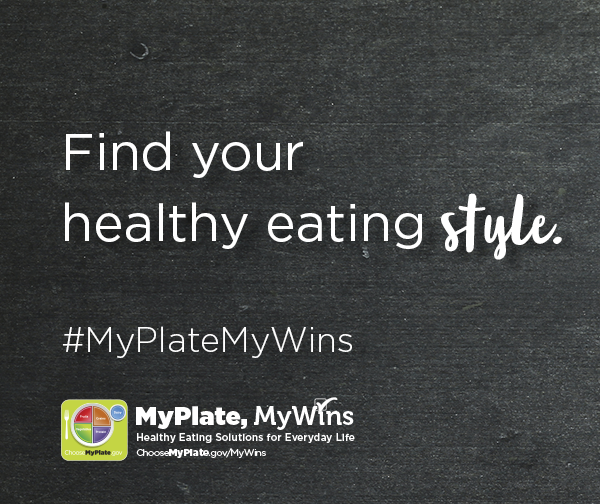 myplate healthy eating